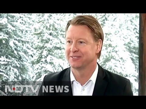 See big opportunity in smart city project: Hans Vestberg