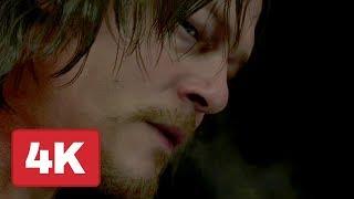 Death Stranding Gameplay Reveal Trailer (4K) - E3 2018