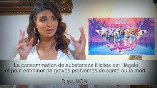 """Nathanya (Les Anges 11): """"Je pense que les candidats se dr*guent ..."""""""