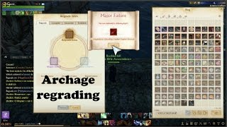 Archeage regrade - mythic or no ballz