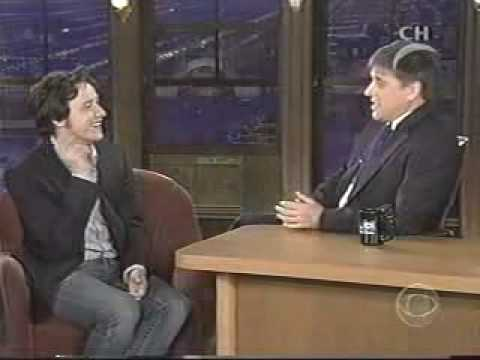 James McAvoy on Craig Ferguson 2007