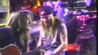 Axl Rose and West Arkeen. Yesterdays