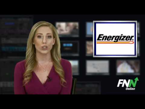 Energizer Reports Weak Profit, Outlook - Shares Down Over 14% (ENR)