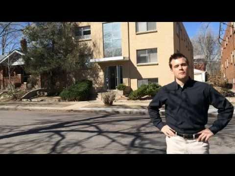 Denver Apartment Building For Sale – 1335 Monroe