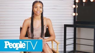 Gabrielle Union Opens Up 10 Years After First No Makeup Shoot | Beautiful Issue | PeopleTV