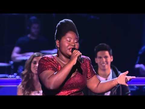 "Deolinda Kinzimba - ""Listen"" | Tira-Teimas | The Voice Portugal | Season 3"