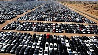 लाखो गाड़ियाँ ऐसे ही सड़ने के लिए खड़ी कर रखी है पर क्यों | MILLIONS OF CARS ARE ROTTING IN OPEN AIR