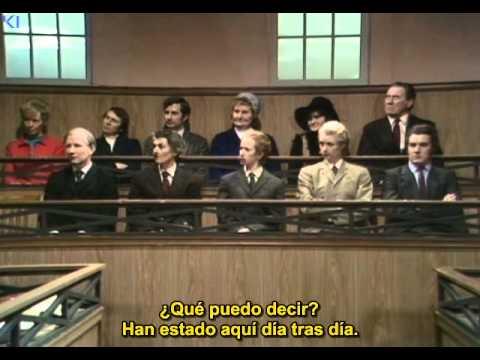 Monty Python - Juicio (Spanish subs)