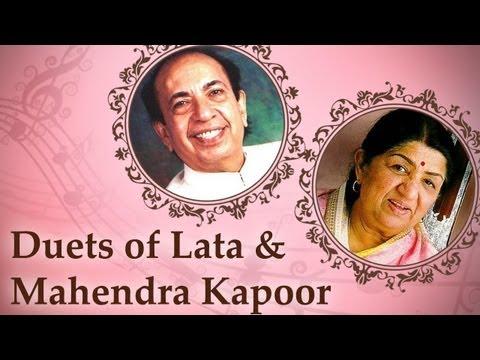 Lata Mangeshkar & Mahendra Kapoor Duets - Vol 1 -  Top 10 Lata...