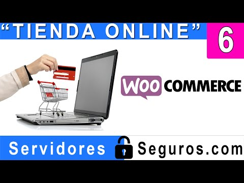 CREAR TIENDA VIRTUAL E-COMMERCE, WOOCOMMERCE Y WORDPRESS 6