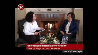 İnsana İyi Gelen Şeyler | Prof.Dr.Gaye Usluer