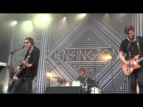 Kensington - All for nothing, ParkCity Live 2014