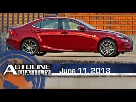 A Closer Look at the 2014 Lexus IS - Episode 1152