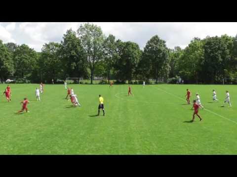 Sestřih branek U15 FCB - Zbrojovka Brno 3:2 (0:2)