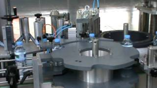OPP HOT MELT LABELLING MACHINE