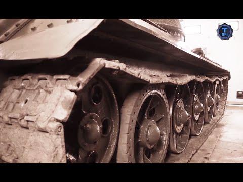 Реставраторы. Танк Т-34-76. Часть 1