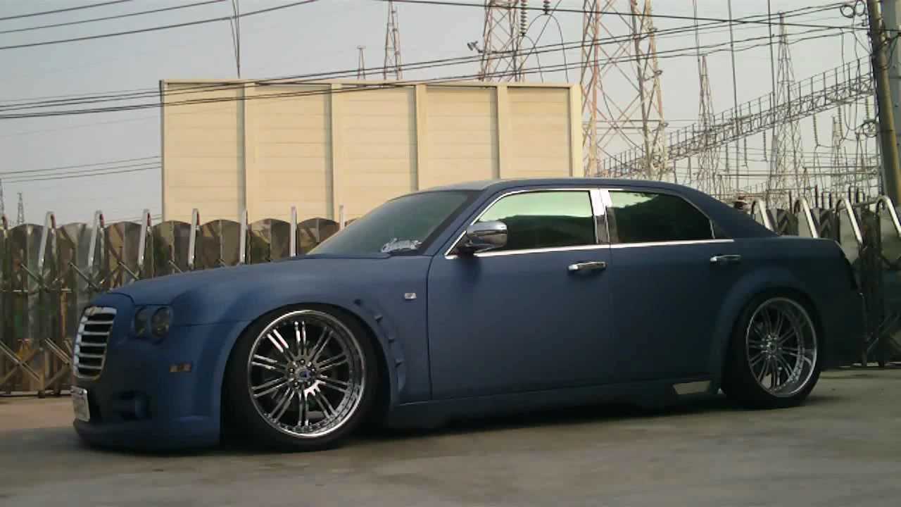 Chrysler 300c Airrex Digital Air Suspension System Youtube