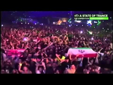 Armin van Buuren - ASOT 600(The Expedition) Beirut 2013