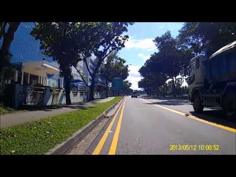 Mini F9 HD Action Cam - 720P @ 60fps Test Clip