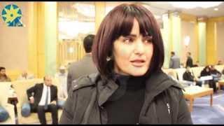 """بالفيديو : سما المصري في عزاء الملك عبدالله : """" أول مرة أحضر عزاء """""""