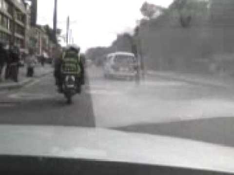 motorista fantasma 3 - policial desorientado