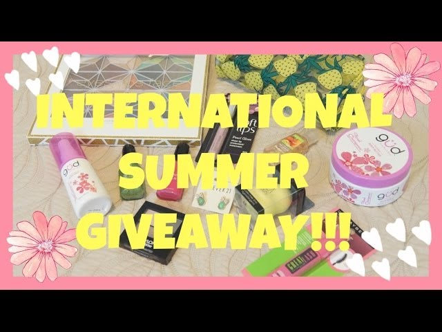 Fashionistalove22 Diy HUGE International Summer