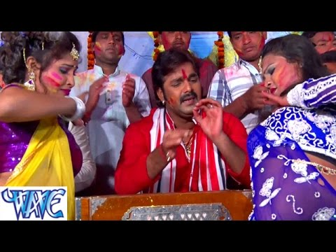 Jija Mis दिहले गलिया  - Pawan Singh -  Bhojpuri Hot Holi Songs Hd video