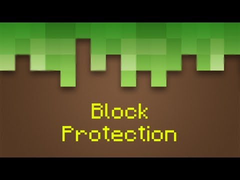 Best Block Protection plugin for your Minecraft Server! (Tutorial) (1.6.2)