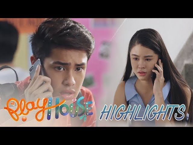 Playhouse: Zeke tries to comfort Shiela | EP 43