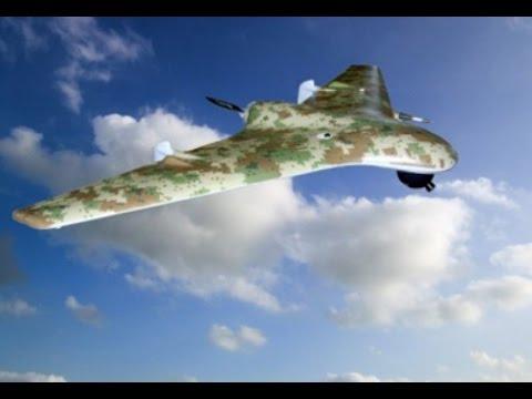 Вооружение России в Сирии!!! Беспилотник Орлан.