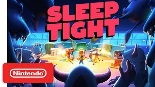 Sleep Tight Announcement Trailer - Nintendo Switch
