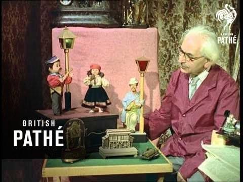 Antique Musical Boxes (1958)