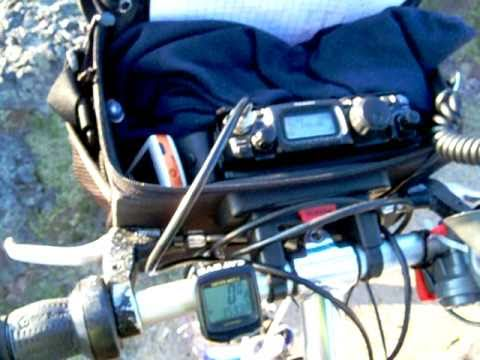 HF Bicycle Mobile Amateur Radio - Video 1 - System overview