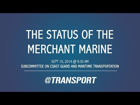 The Status of the Merchant Marine