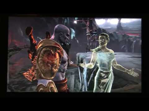 |4| God Of War 3|Capitulo 2|Zeus & Río Estigia|Español|