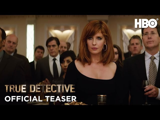 True Detective: Tease (HBO)