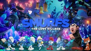 626-Smurfs:The Lost Village-Sony Pictures Animation Spoof Pixar Lamp Luxo Jr Logo