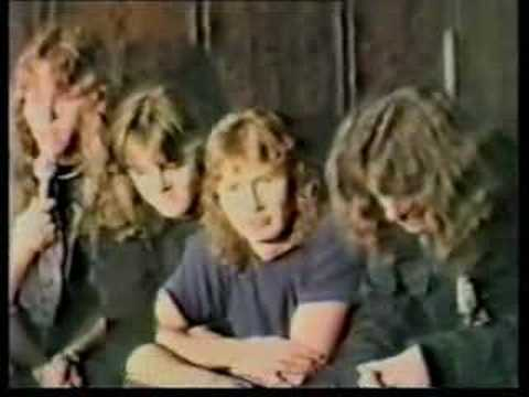 Metallica - old interviews