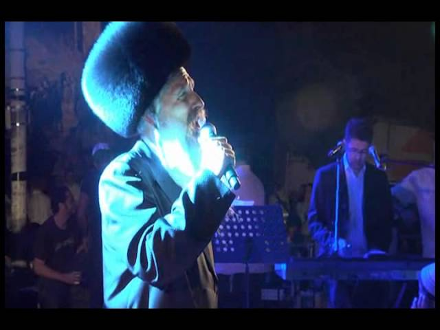 """Mordechai Ben David-Hebron-Succot 2012-מרדכי בן דוד-חברון, סוכות תשע""""ג"""