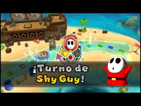 MARIO PARTY 9 Este mundo si esta re Facil