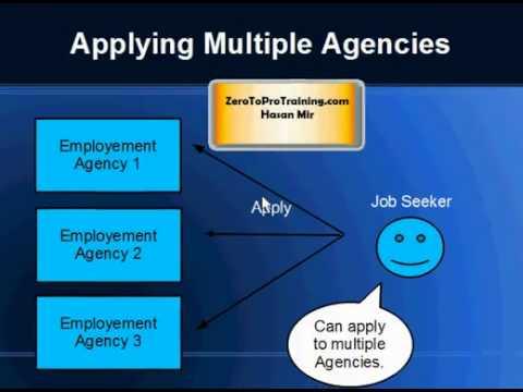How Employment Agencies Work?