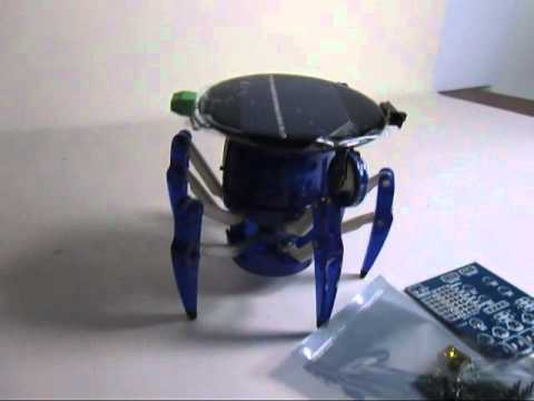 Programmable Spider by Justin