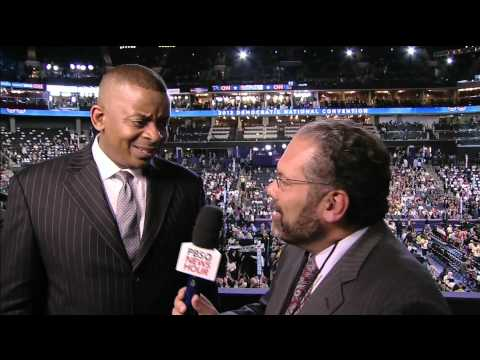 Charlotte Mayor Anthony Foxx on Obama Speech Venue Change