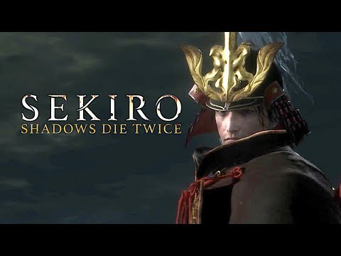 Sekiro: Shadows Die Twice - Official Trailer | E3 2018