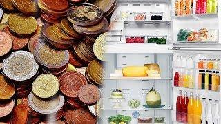 Sebelum Mudik Lebaran, Letakkan Koin di Dalam Freezer Kulkas, Ini Tujuannya!