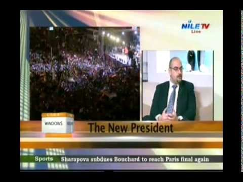 SiSi wins the Egyptian Presidential Elections 2014