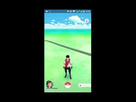 Pierwszy Odcinek POKEMON GO Pokazywanie Pokemonów