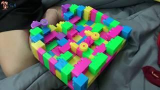 Soc - (Unboxing) Đập hộp Túi xếp hình Lego