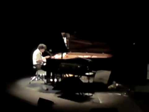 Jamie Cullum 27/10/2008 @ Theatre du Chatelet (Paris) Singing In The Rain/Umbrella