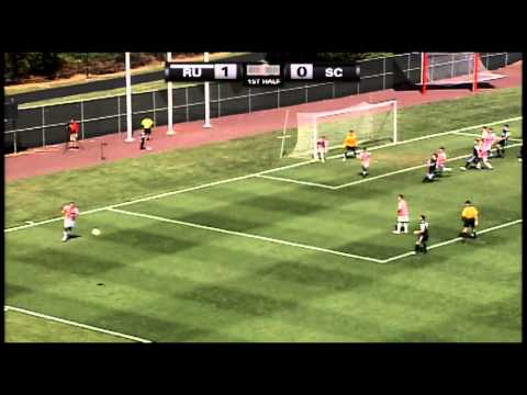 RVision: Rutgers Men's Soccer vs South Carolina